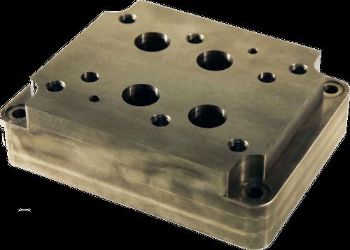 Plate – Hydraulic Industry – 65/45/12 Bar