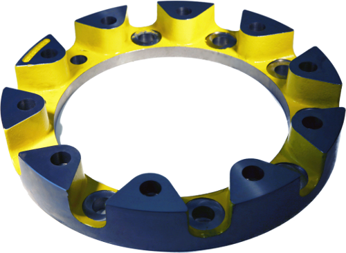 Spacer – Agriculture Industry – Ductile Iron Casting